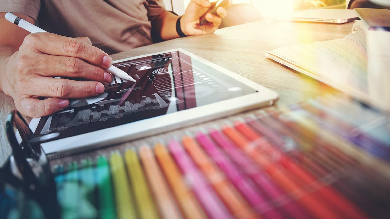 Tasarım Hizmetleri 1 ~ Ajansso Web Solutions